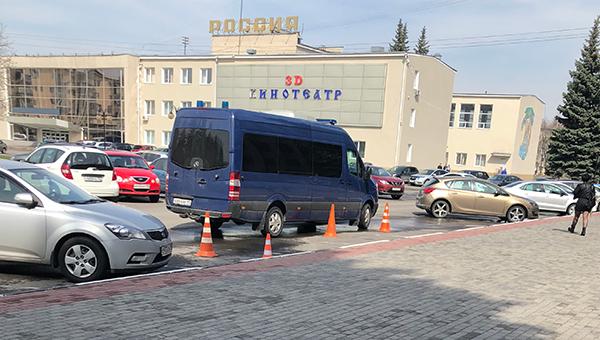 Углавы Серпуховского района Подмосковья прошел очередной обыск