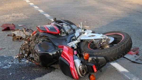 Мотоциклист разбился насмерть в Подмосковье