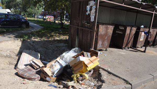 Не площадка для отходов, а недоразумение