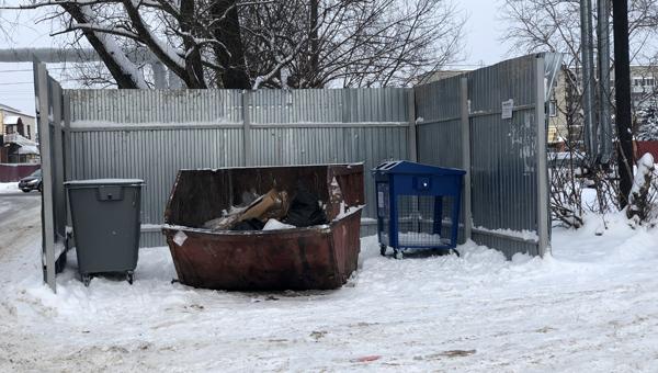 Раздельный сбор мусора с 1 января? Не слышали...