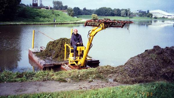 Миллиардами обещают реки расчистить