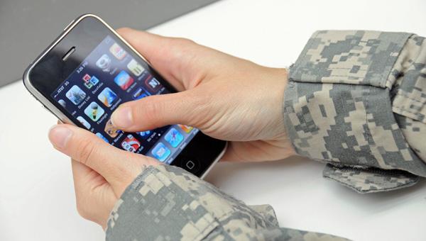 Военным не место в Интернете