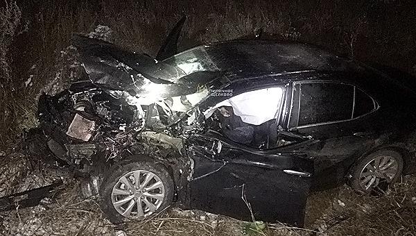 В Подмосковье пьяный водитель устроил смертельную аварию