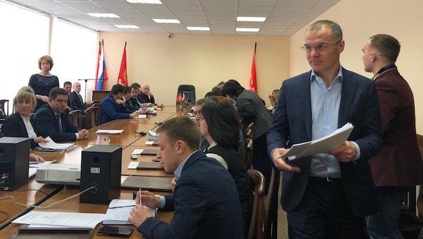 Министр экологии Коган: полигон «Лесная» будет работать до 2021 года