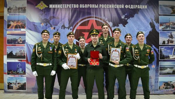 Курсанты из академии Петра Великого нашутили на кубок