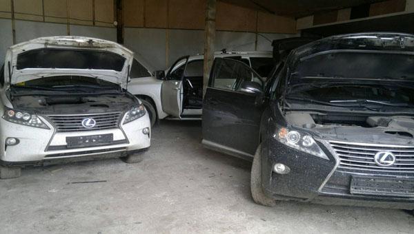 «Hyundai» и«Kia» стали самыми угоняемыми автомобилями в Российской Федерации