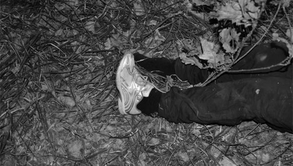 В Подмосковье обнаружен труп мужчины