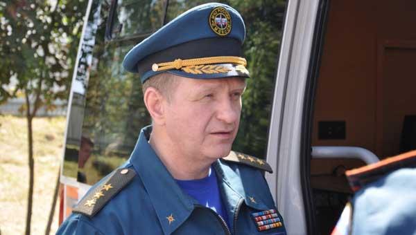 Генералу МЧСРФ Шлякову предъявили обвинение вмошенничестве