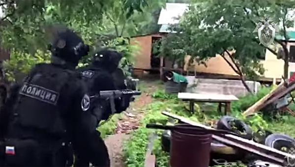 В Подмосковье задержали преступную группировку, которая похищала людей