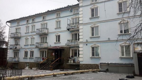 В одном из домов Кирницкого в Серпухове отключили свет