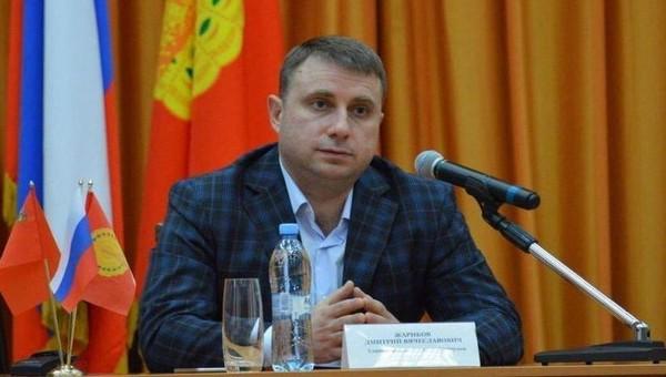 Отставка Жарикова вошла в топ значимых политических событий