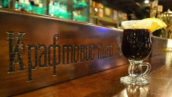 В России могут запретить крафтовое пиво