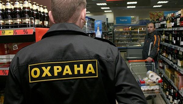 В Подмосковье охранник нечаянно задушил магазинного воришку