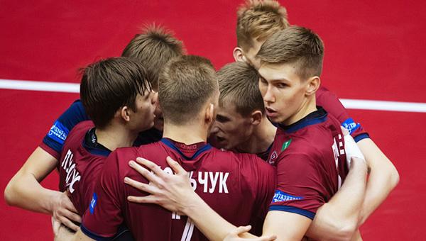 Молодые звезды российского волейбола – в зале «Надежды»