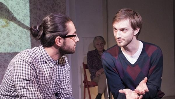 В московском театре на спектакле про секс-меньшинства произошла драка