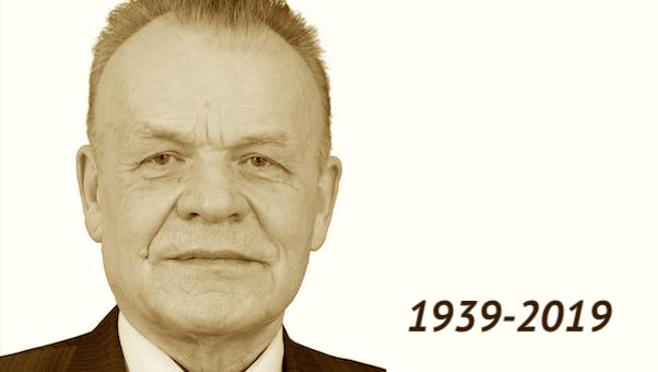 Умер Почетный гражданин Серпухова Владимир Шолохов