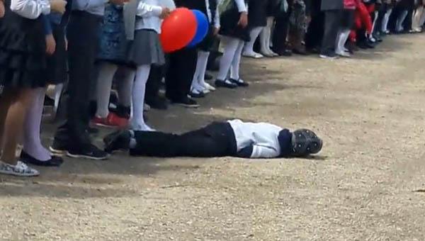 В российских школах участились случаи голодных обмороков среди учеников