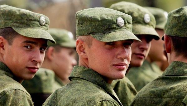 В России изменились некоторые правила службы в армии