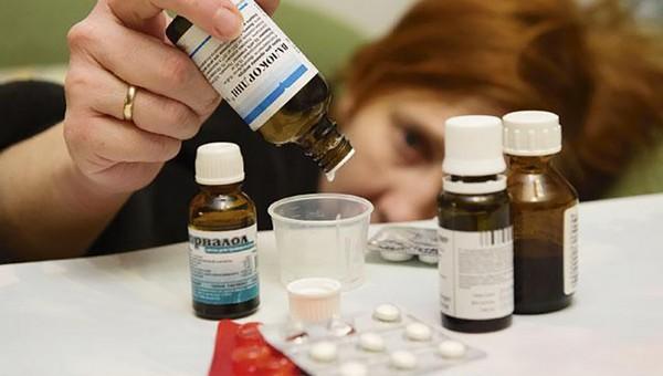 Предложение дня. Запретить использование пищевого спирта влекарственных настойках