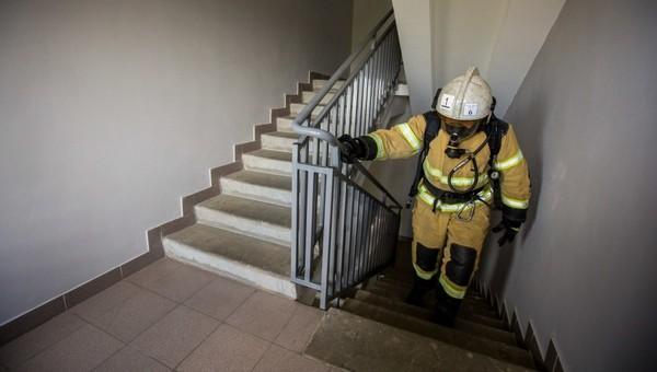 Дом в Подмосковье эвакуировали из-за угрозы взрыва