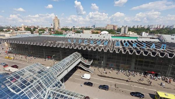 Неизвестный сообщил о бомбе на Курском вокзале в Москве