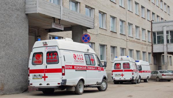 В протвинской больнице случился сдвиг