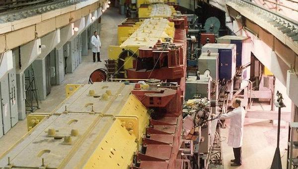 5,7 млрд. ₽ рублей выделено на модернизацию термоядерной установки токамак в Протвино