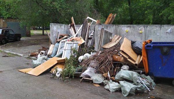 Компания «МСК-НТ» не готова устанавливать в Серпухове новые контейнеры