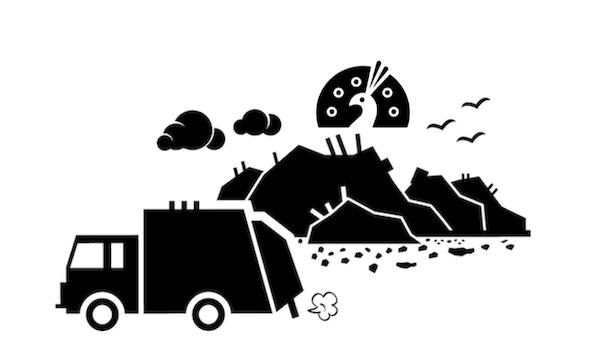 Свалка «Лесная» разродилась новым сероводородным выбросом в атмосферу