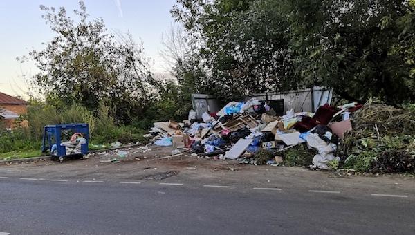 Половина Серпухова до сих пор не оборудована контейнерами для раздельного сбора мусора