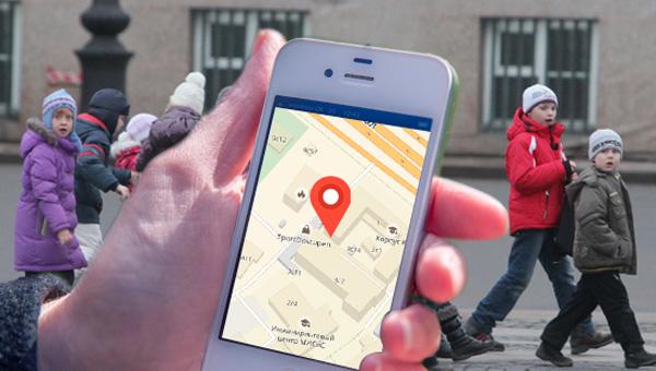 В России упростят доступ к данным о геолокации телефонов