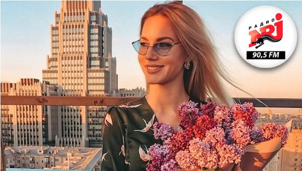 Полуфиналистка конкурса красоты «Мисс офис-2019» в эфире «Energy. Серпухов»