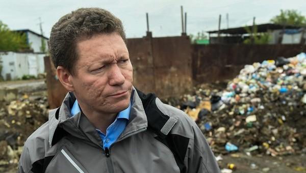 Серпухов примет еще 1 миллион тонн отходов