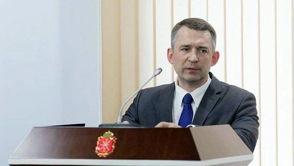 Глава Заокского района сообщил об отставке