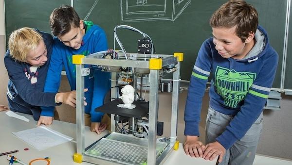 В конце сентября в школах Подмосковья начнутся уроки 3D-моделирования