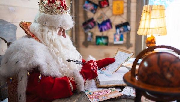 Роспотребнадзор начал принимать письма для... Деда Мороза