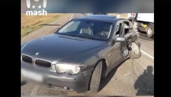 Шестилетка угнал машину у родителей