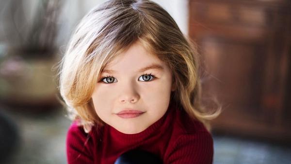 Где живет «самая красивая девочка в мире»? Оказывается, она - наша землячка!