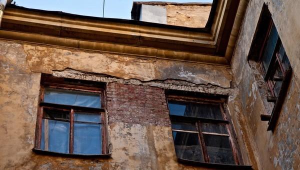 В Минстрое предложили ремонтировать ветхое жилье за счет жильцов