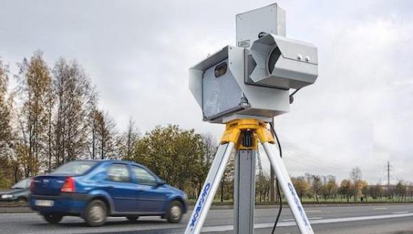 В октябре на трассах Подмосковья установят почти полтысячи видеокамер