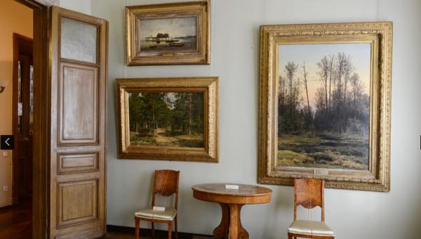 Несколько десятков шедевров исчезли из Серпуховского музея