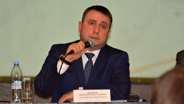 Дмитрий Жариков впервые встретится с селянами