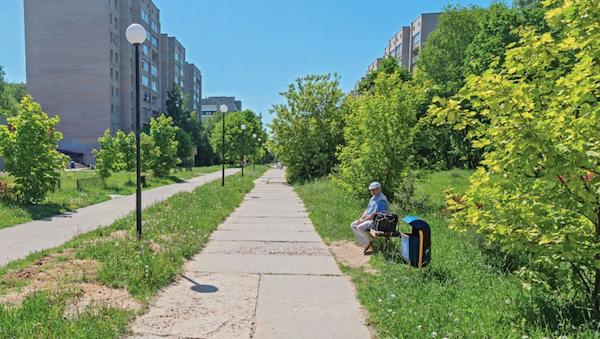 В Протвино решили благоустроить главную пешеходную зону