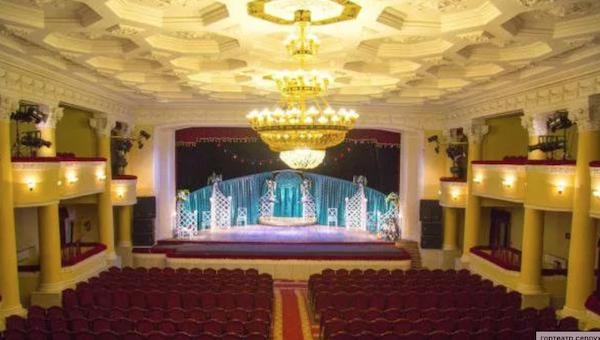 В Серпуховском гортеатре переносится спектакль