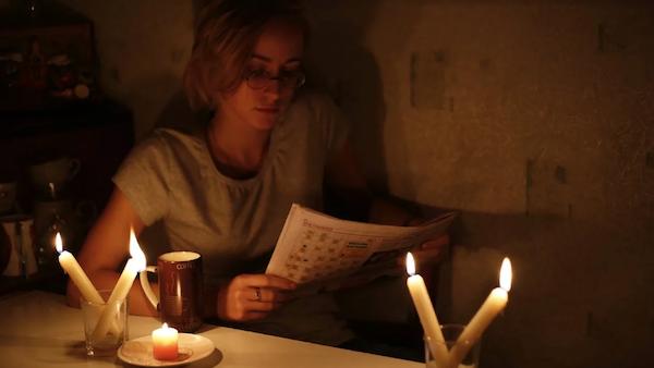 Жители Заокского сыты плановыми отключениями электричества