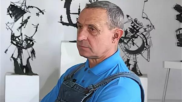 Выставка работ скульптора Андрея Волкова открывается в Протвино
