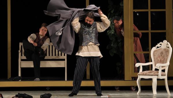 Что пишут в столичной прессе о Серпуховском театре?