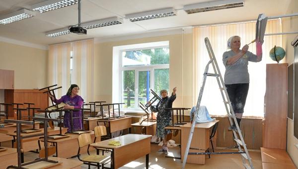 Какие школы и детсады приведут в порядок в 2019 году?