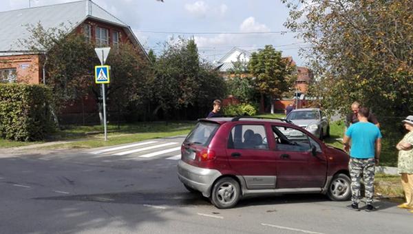 Проклятый перекресток в Серпухове: восьмое ДТП за последние несколько месяцев