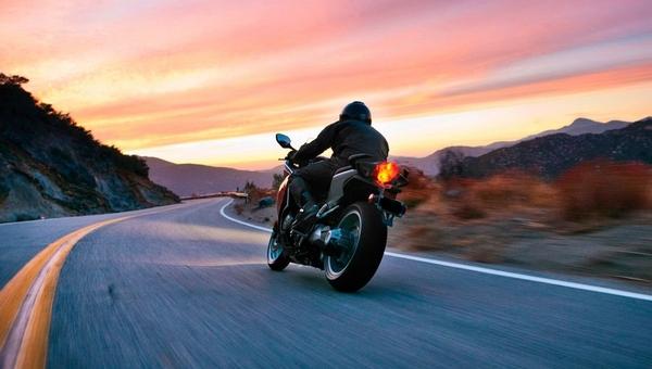 Девушка из Подмосковья собирается объехать весь мир на мотоцикле
